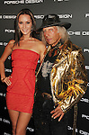 LOS ANGELES, CA - SEPTEMBER 04: Marina Voroveva and James Goldstein arrive at the Porsche Design 40th Anniversary Event at a private residence on September 4, 2012 in Los Angeles, California.