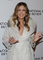 NEW YORK, NY - JANUARY 09: Rita Wilson attends the 2018 National Board Of Review Awards Gala at Cipriani 42nd Street on January 9, 2018 in New York City.  <br /> CAP/MPI/JP<br /> &copy;JP/MPI/Capital Pictures