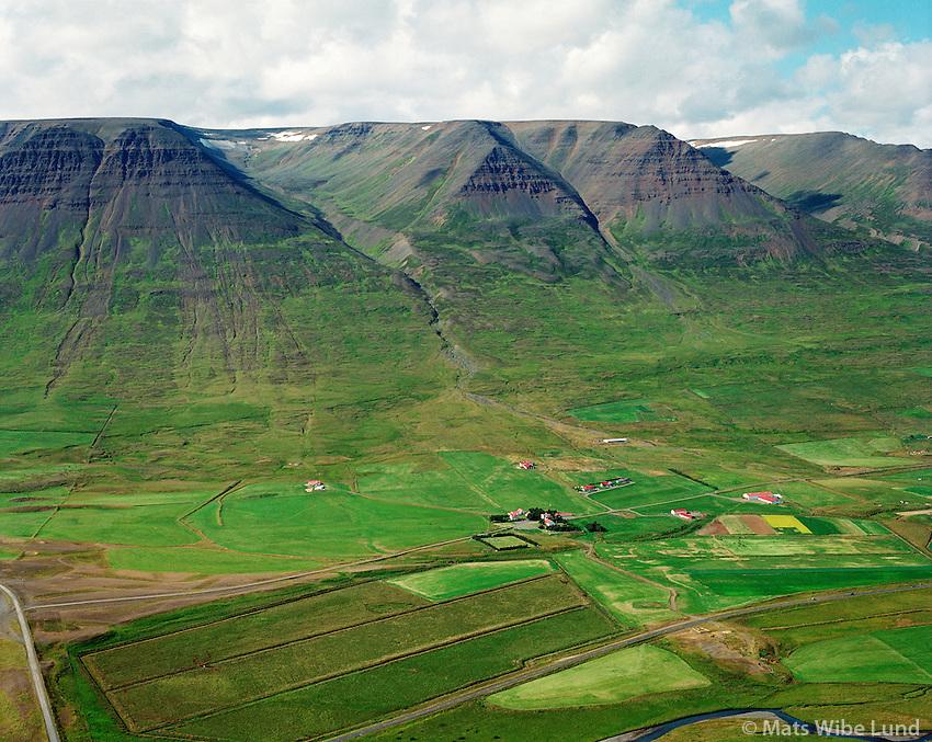 Möðruvellir og Spónsgerði, Arnarneshreppur / .Modruvellir and Sponsgerdi, Arnarneshreppur.