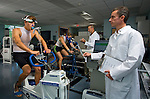 Sports medicine testing