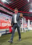 23.05.2020, Allianz Arena, München, GER, 1.FBL, FC Bayern München vs Eintracht Frankfurt 23.05.2020 , <br /><br />Nur für journalistische Zwecke!<br /><br />Gemäß den Vorgaben der DFL Deutsche Fußball Liga ist es untersagt, in dem Stadion und/oder vom Spiel angefertigte Fotoaufnahmen in Form von Sequenzbildern und/oder videoähnlichen Fotostrecken zu verwerten bzw. verwerten zu lassen. <br /><br />Only for editorial use! <br /><br />DFL regulations prohibit any use of photographs as image sequences and/or quasi-video..<br />im Bild<br />Sportdirektor Hasan Salihamidzic (München) <br /> Foto: Peter Schatz/Pool/Bratic/nordphoto
