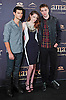 "KRISTEN STEWART, ROBERT PATTINSON AND TAYLOR LAUTNER.attend the 'The Twilight Saga: Breaking Dawn - Part 2' Photocall at the Villamagna Hotel, Madrid_15/11/2012.Mandatory Credit Photo: ©Ortega/NEWSPIX INTERNATIONAL..**ALL FEES PAYABLE TO: ""NEWSPIX INTERNATIONAL""**..IMMEDIATE CONFIRMATION OF USAGE REQUIRED:.Newspix International, 31 Chinnery Hill, Bishop's Stortford, ENGLAND CM23 3PS.Tel:+441279 324672  ; Fax: +441279656877.Mobile:  07775681153.e-mail: info@newspixinternational.co.uk"