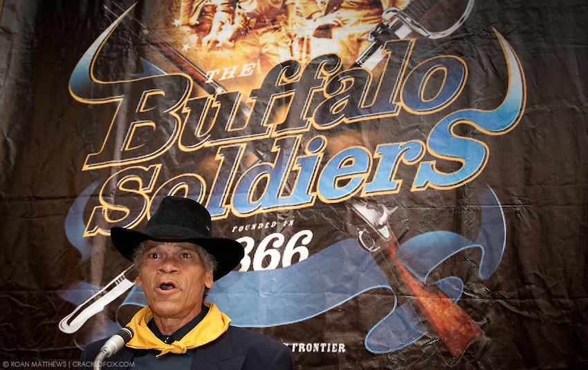 Buffalo Soldier's Tribute - Wayne DeHart