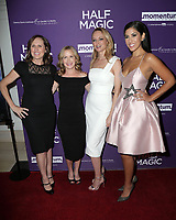 "LOS ANGELES - FEB 21:  Molly Shannon, Angela Kinsey, Heather Graham, Stephanie Beatriz at the ""Half Magic"" Special Screening at The London on February 21, 2018 in West Hollywood, CA"