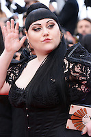 "Beth Ditto attending the ""De Rouille et D'os"" Premiere during the 65th annual International Cannes Film Festival in Cannes, 17th May 2012...Credit: Timm/face to face /MediaPunch Inc. ***FOR USA ONLY***"