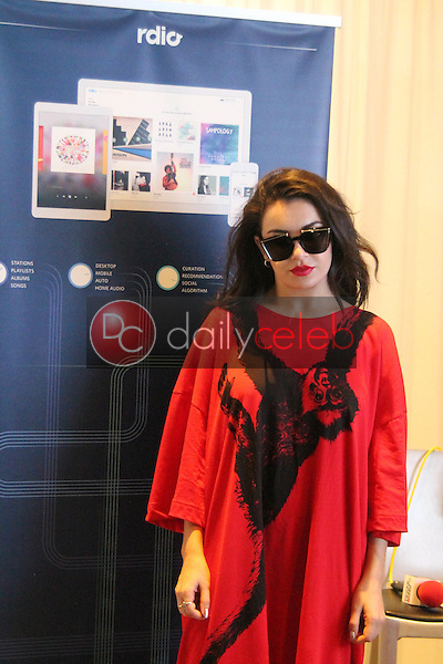 Charli XCX<br />
