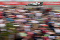 March 19, 2016: Nico Rosberg (DEU) #6 from the Mercedes AMG Petronas team  during practise session three at the 2016 Australian Formula One Grand Prix at Albert Park, Melbourne, Australia. Photo Sydney Low