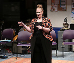 "Morgan Gould ""Three Fat Sisters"" during the 2018 Presentation of New Works by the DGF Fellows on October 15, 2018 at the Playwrights Horizons Theatre in New York City."