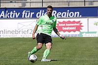 Jan Mauersberger (KSC) - 21.07.2013: FSV Frankfurt vs. Karlsruher SC, Frankfurter Volksbank Stadion