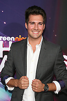 LOS ANGELES, CA - NOVEMBER 17: James Maslow at the TeenNick HALO Awards at The Hollywood Palladium on November 17, 2012 in Los Angeles, California. Credit mpi27/MediaPunch Inc. NortePhoto