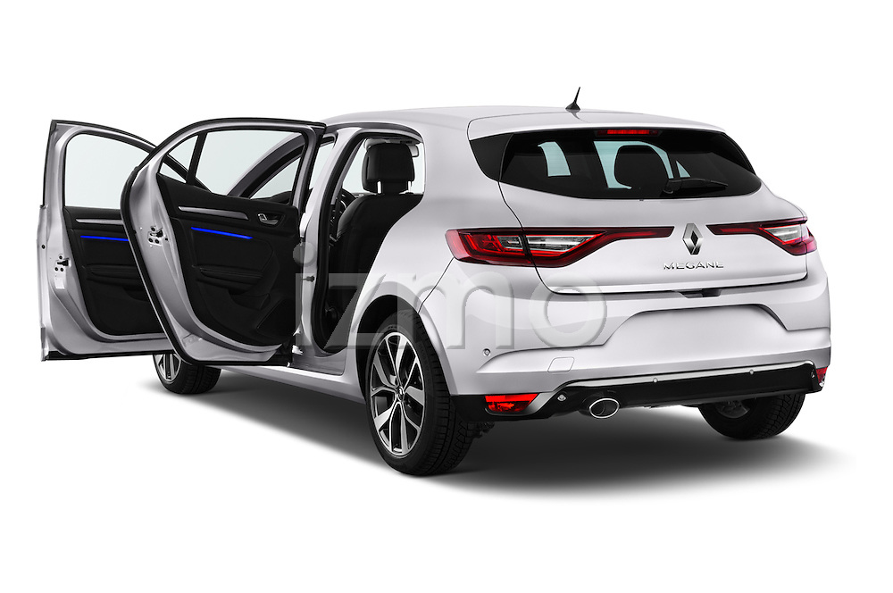 Car images of 2016 Renault Megane Bose 5 Door Hatchback Doors