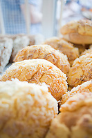 Sweet bread, Parral, Chihuahua. Aromas y Sabores with Chef Patricia Quintana