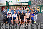 Castle Bar Tralee Ice Bucket Challenge on Thursday