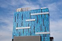 Greektown Casino-Hotel is seen in Detroit (Mi) Saturday June 8, 2013. Greektown Casino Hotel is one of three casino resort hotels in Detroit.