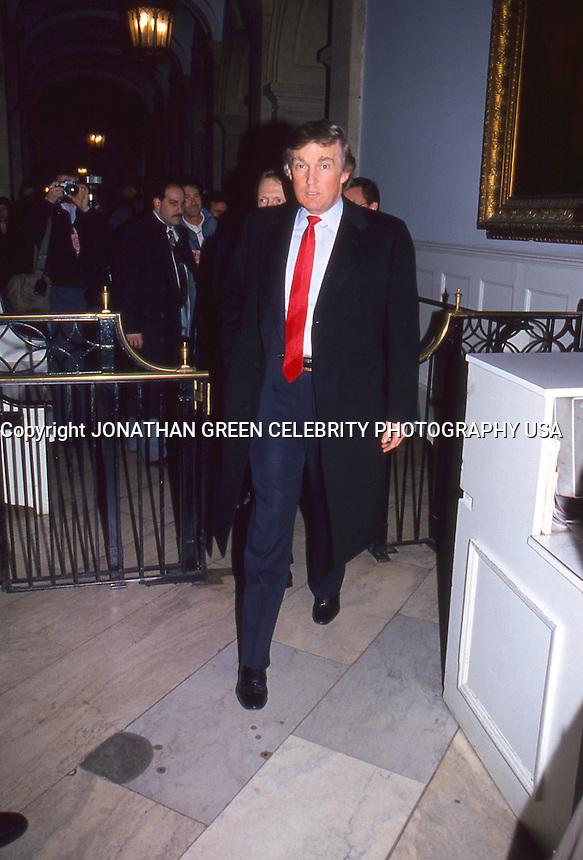 Donald Trump 1993 by Jonathan Green