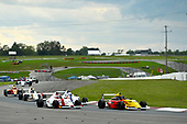 F4 US Championship<br /> Rounds 7-8-9<br /> Canadian Tire Motorsport Park<br /> Bowmanville, ON CAN<br /> Sunday 9 July 2017<br /> 10, Davis Durrett<br /> World Copyright: Gavin Baker<br /> LAT Images