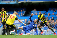 Gonzalo Higuain of Chelsea in action during Chelsea vs Watford, Premier League Football at Stamford Bridge on 5th May 2019