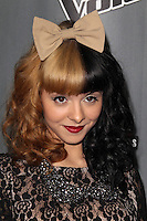 WEST HOLLYWOOD, CA - NOV 8: Melanie Martinez at the NBC's 'The Voice' Season 3 at House of Blues Sunset Strip on November 8, 2012 in West Hollywood, California.  Credit: mpi27/MediaPunch Inc. /NortePhoto.com