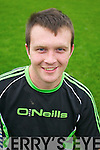 Kieran Fitzgerald member of the Saint Brendans Ardfert Hurling squad,