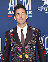 LAS VEGAS, NEVADA - APRIL 07: Jake Owen attends the 54th Academy Of Country Music Awards at MGM Grand Hotel &amp; Casino on April 07, 2019 in Las Vegas, Nevada. <br /> CAP/MPIIS<br /> &copy;MPIIS/Capital Pictures