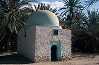 Marabut, Tozeur, Tunesien