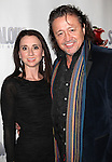 Mark Collie, Tammy Collie attending the Broadway Opening Night Performance After Party for 'Scandalous The Musical' at the Neil Simon Theatre in New York City on 11/15/2012