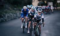Juraj Sagan (SVK/BORA-hansgrohe) leading the peloton<br /> <br /> 109th Milano-Sanremo 2018<br /> Milano &gt; Sanremo (291km)