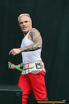 Keith Flint of Prodigy at Slane 2009...Photo NEWSFILE/Jenny Matthews.(Photo credit should read Jenny Matthews/NEWSFILE)....This Picture has been sent you under the condtions enclosed by:.Newsfile Ltd..The Studio,.Millmount Abbey,.Drogheda,.Co Meath..Ireland..Tel: +353(0)41-9871240.Fax: +353(0)41-9871260.GSM: +353(0)86-2500958.email: pictures@newsfile.ie.www.newsfile.ie.FTP: 193.120.102.198.
