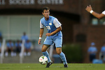 12 September 2014: North Carolina's Alex Olofson. The University of North Carolina Tar Heels hosted the Pittsburgh University Panthers at Fetzer Field in Chapel Hill, NC in a 2014 NCAA Division I Men's Soccer match. North Carolina won the game 3-0.