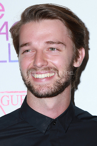 WEST HOLLYWOOD, CA - Patrick Schwarzenegger at the 2015 Imagine Ball Benefiting Imagine LA at the  House of Blues in West Hollywood, California on June 4, 2015. Credit: David Edwards/MediaPunch