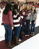 - The Harvard University Crimson defeated the Princeton University Tigers 3-2 on Friday, January 31, 2014, at the Bright-Landry Hockey Center in Cambridge, Massachusetts.