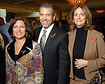 Joan Marshak, Bob Devlin and Liz Zaruba at the World AIDS Day Luncheon benefitting AIDS Foundation Houston at the Four Seasons Hotel Tuesday Dec. 01,2009. (Dave Rossman/For the Chronicle)