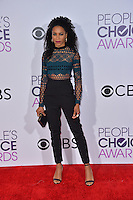 Kelly McCueary at the 2017 People's Choice Awards at The Microsoft Theatre, L.A. Live, Los Angeles, USA 18th January  2017<br /> Picture: Paul Smith/Featureflash/SilverHub 0208 004 5359 sales@silverhubmedia.com