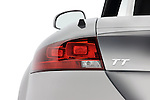 Tailight close up of 2007 - 2010 Audi TT Roadster