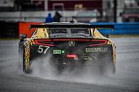 #57 HEINRICHER RACING W MEYER SHANK RACING (USA) ACURA NSX GT3 GTD KATHERINE LEGGE (GBR) ANA BEATRIZ (BRA) SIMONA DE SILVESTRO (SWZ) CHRISTINA NIELSEN (DNK)