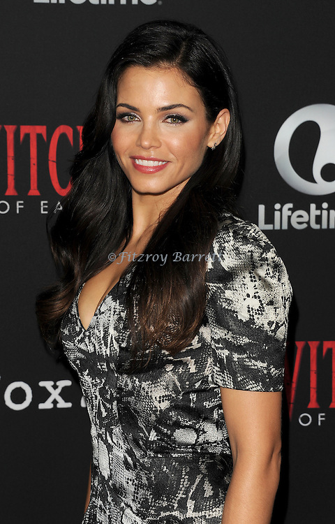 Jenna Dewan-Tatum arriving at the Witches of East End Comic-Con Party 2014 held at The Tipsy Crow in San Diego, Ca. July 24, 2014.