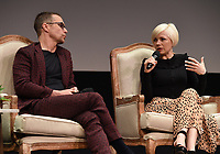 """LOS ANGELES - MAY 30: Sam Rockwell and Michelle Williams attend the FYC Event for Fox 21 TV Studios & FX's """"Fosse/Verdon"""" at the Samuel Goldwyn Theater on May 30, 2019 in Los Angeles, California. (Photo by Frank Micelotta/FX/PictureGroup)"""