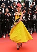 Frederique Bel at the gala screening for &quot;Sorry Angel&quot; at the 71st Festival de Cannes, Cannes, France 10 May 2018<br /> Picture: Paul Smith/Featureflash/SilverHub 0208 004 5359 sales@silverhubmedia.com