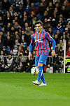 Levante UD´s Antonio Garcia Aranda during 2014-15 La Liga match between Real Madrid and Levante UD at Santiago Bernabeu stadium in Madrid, Spain. March 15, 2015. (ALTERPHOTOS/Luis Fernandez)