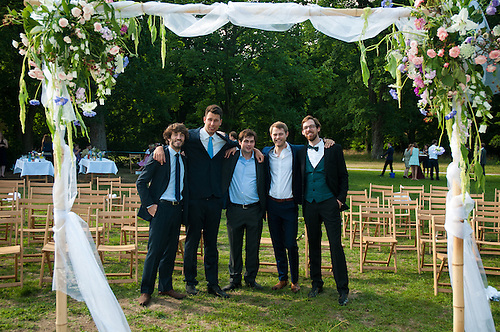 Wedding on Wannsee Berlin