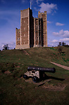 A912Y5 Orford castle Suffolk England