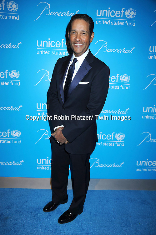 Bryant Gumbel attending The 7th Annual Unicef Snowflake Ball on November 30, 2010 at Cipriani 42nd .Street.