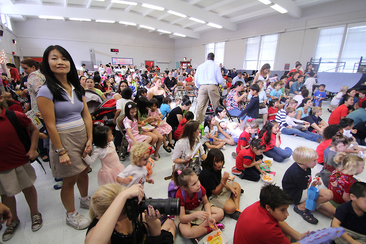 Mandarin Chinese Language Immersion Magnet School Mid-Autumm Festival