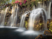Wailea Waterfall