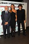 XIV Sopar Solidari de Nadal.<br /> Esport Solidari Internacional-ESI.<br /> Josep Maldonado, Olga &amp; Julio Salinas.