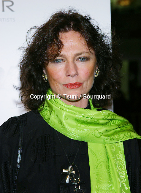Jacqueline Bisset arriving at the AVIATOR Premiere at the Chinese Theatre in Los Angeles. December 1st, 2004