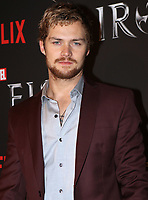 www.acepixs.com<br /> <br /> March 15 2017, New York City<br /> <br /> Finn Jones arriving at a screening of Marvel's 'Iron Fist' at the AMC Empire 25 on March 15, 2017 in New York City. <br /> <br /> By Line: Nancy Rivera/ACE Pictures<br /> <br /> <br /> ACE Pictures Inc<br /> Tel: 6467670430<br /> Email: info@acepixs.com<br /> www.acepixs.com