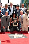 LOS ANGELES - JUL 10: Robert Evans,Slash, Jim Ladd,Charlie Sheen at a ceremony where Slash is honored with the 2,473rd Star on the Hollywood Walk of Fame on July 10, 2012 in Los Angeles, California