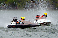 20-H and 12-V  (Outboard Runabout)