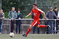 Lukas Dilling (SKV Büttelborn) - Büttelborn 24.09.2017: SKV Büttelborn vs. VfL Michelstadt